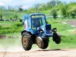 Новость на Newsland: Пьяные россияне на тракторе пересекли границу с Украиной