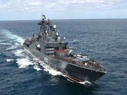 Новость на Newsland: Россия обновляет группировку ВМФ в Средиземном море