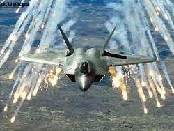 Сирия сбила первые самолет и ракеты США