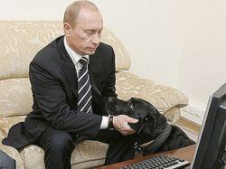 Владимир Путин хочет купить для Кони приемник ГЛОНАСС