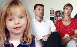 Маккэны заранее отказались признать сумку, в которой могут быть останки их дочери