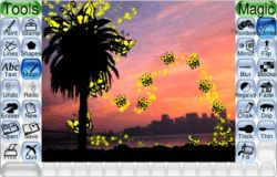 Tux Paint - графический редактор для самых маленьких Мак-пользователей