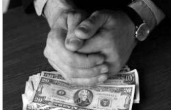 Россия по уровню коррупции рядом с Индонезией и Того