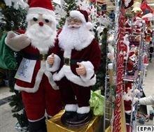 Поход за подарками: как вернуть рождественское настроение