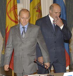 Российские деньги не помогут белорусской экономике