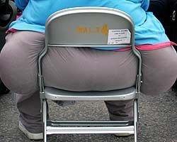 Ожирение - вирус, передающийся воздушно-капельным путем