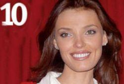 "\""Мисс Украина\"" Александра Николаенко выходит замуж за 72-летнего миллиардера из США Фила Раффина"