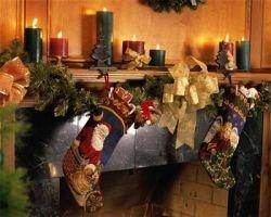 Чем украсить квартиру к празднику