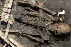 В индийской пустыне обнаружены скелеты двенадцатиметровых людей
