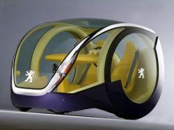 Автомобиль Peugeot Moovie – победитель международного конкурса Peugeot Design Competition (фото)