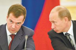 Внутренняя политика для 2008-го: основы двоевластия