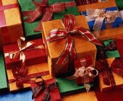 Убитую старушку нашли среди подарков под новогодней елкой