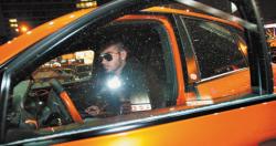 Милиция устроила облаву на Тимати. Рэпер пытался скрыться на дорогах столицы от пяти патрульных машин