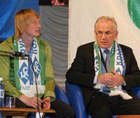 Гаджи Гаджиев признан тренером года в России