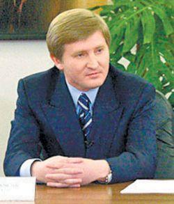 У Виктора Януковича украли «кошелек». Крупнейший украинский бизнесмен Ринат Ахметов написал заявление о выходе из Партии регионов
