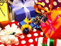 Нежеланные подарки можно менять!
