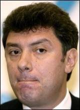 Борис Немцов выходит из борьбы за пост президента РФ и предложил это сделать Касьянову и Зюганову