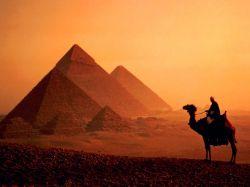 Египет вводит авторское право на пирамиды