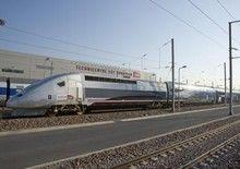 Движение поездов во Франции затруднено из-за «акта вредительства»