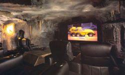 Хотите создать домашний кинотеатр у себя в подвале? (фото)