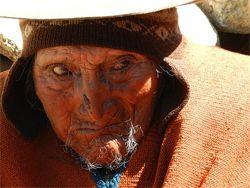 123-летнего боливийца признали