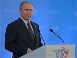 Новость на Newsland: Путин: Россия поможет Сирии в случае нанесения военного удара