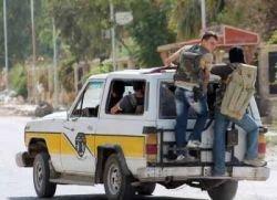 Новость на Newsland: Исламисты в Сирии оставляют позиции в ожидании бомбардировок