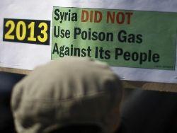 Новость на Newsland: Англия поставляла Сирии компоненты для производства зарина