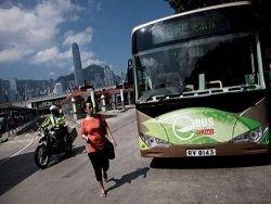 Китай переходит на электро-автобусы