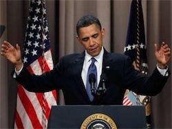 Новость на Newsland: Обама согласился обсудить в Совбезе ООН предложение РФ по Сирии