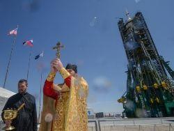 Отец Сергий: падали только те ракеты, которые мы не освящали
