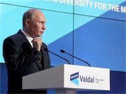 Путин не исключает, что пойдет в президенты в 2018 году