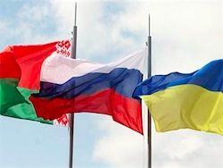 Украина перекрывает границу с Россией и Белоруссией