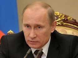 Путин объявит амнистию к 20-летию Конституции