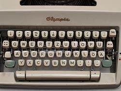 Новость на Newsland: Боясь шпионажа, комиссариат пользуется печатной машинкой