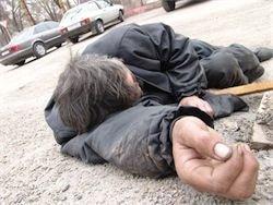Новость на Newsland: В Москве за полгода скончалось 1257 алкоголиков