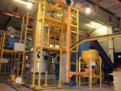 Реактор для переработки мусора