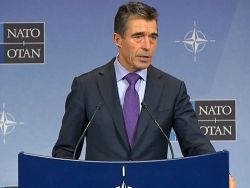 Новость на Newsland: Расмуссен: Украина станет членом НАТО