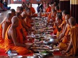 На 101-м году жизни умер патриарх таиландских буддистов