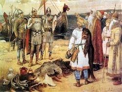 Новость на Newsland: Докиевская Русь от Рюрика до Ярослава