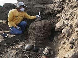 Новость на Newsland: Найдены 2 мумии, возраст которых более тысячи лет