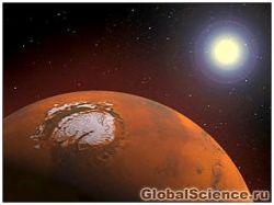 Новость на Newsland: На Марсе 3,5 млрд лет назад существовал океан