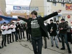 Новость на Newsland: Россией управляет кавказская неуправляемость