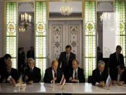 Новость на Newsland: Оригиналов Беловежского соглашения нет нигде