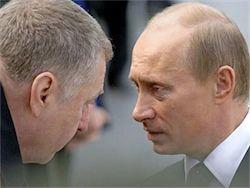 Новость на Newsland: Путин призвал Жириновского не наносить ущерб российским ценностям