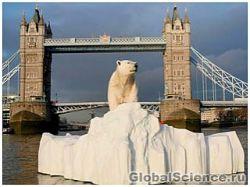 Новость на Newsland: Таяние арктических льдов приведет к затоплению некоторых городов