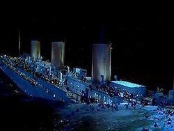 Титаник опять утонул