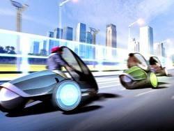 Toyota создала супер-радикальный концепт-кар FV2
