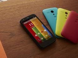 Новость на Newsland: Motorola выпускает новый бюджетный смартфон Moto G