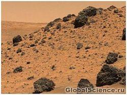 Новость на Newsland: Curiosity обнаружил на Марсе скалы из светлого полевого